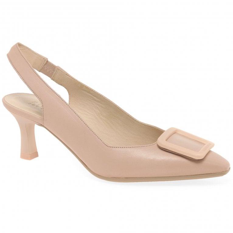 Hispanitas Paris 5 Womens Open Court Shoes