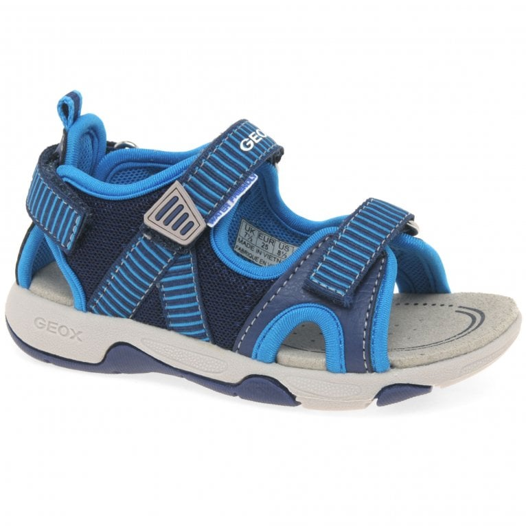 Geox B Multy Boys Infant Sandals