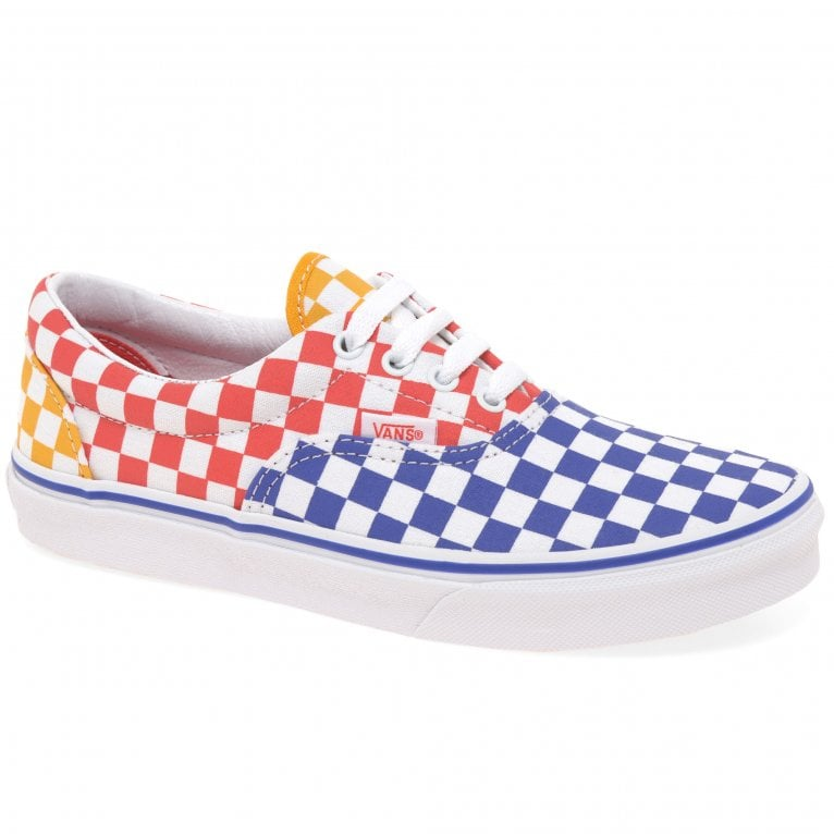 Vans Era Lace Kids Junior Canvas Shoes