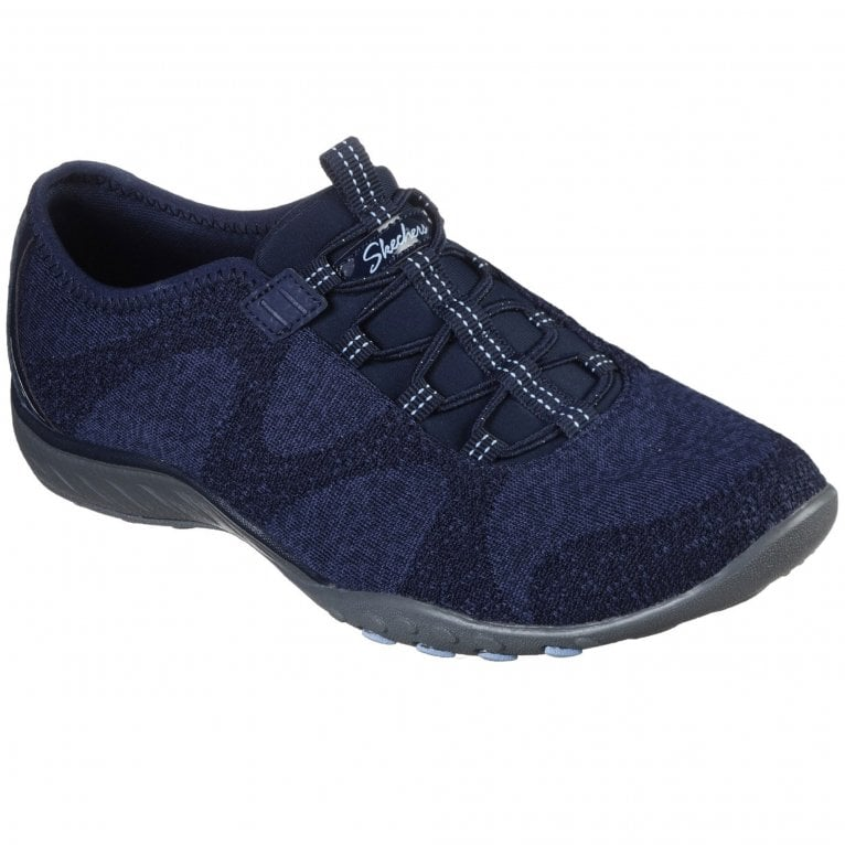 Skechers Breathe-Easy Opportuknity Womens Trainers