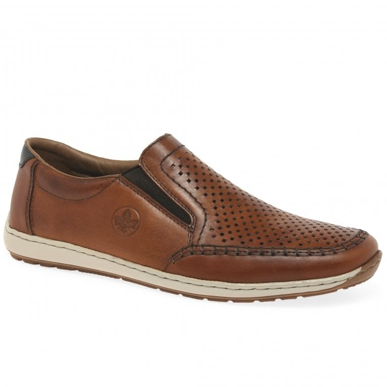 Rieker Pronto Mens Slip On Shoes