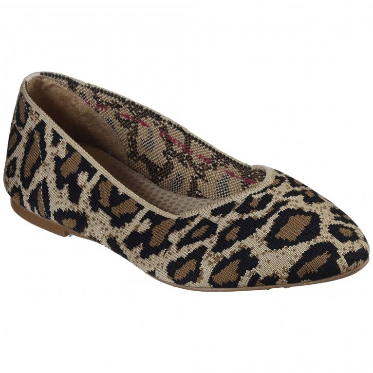 Skechers Cleo Claw-Some Womens Casual Shoes