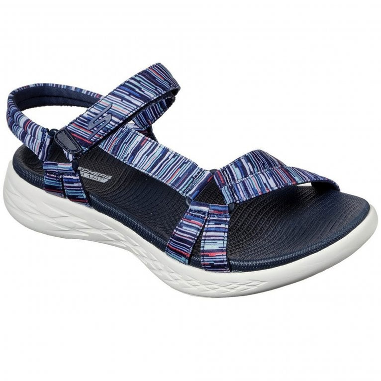 Skechers On The Go 600 Electric Womens Sandals