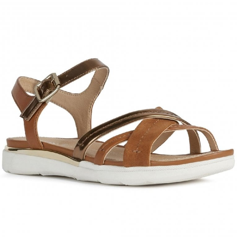 Geox D Sandal Hiver A Womens Sandals