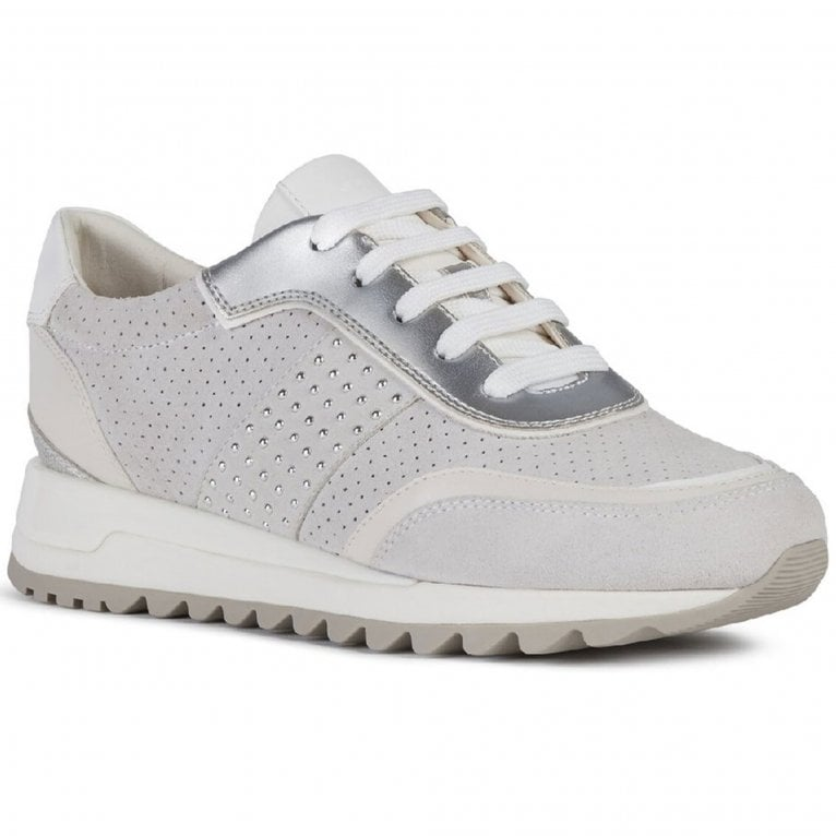 Geox D Tabelya A Womens Casual Trainers