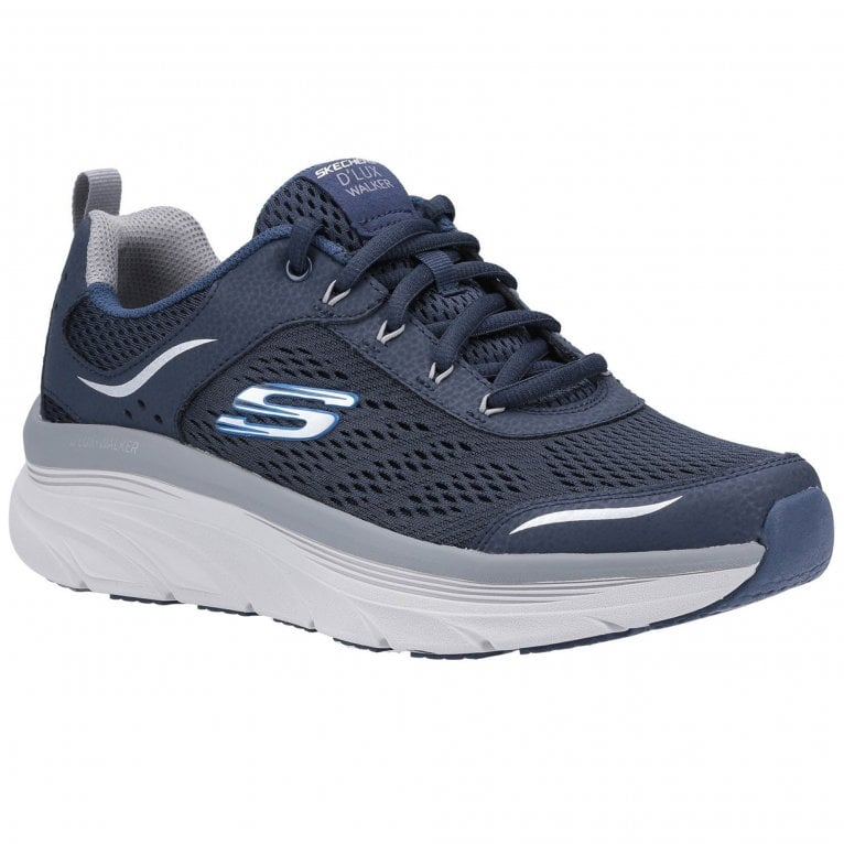 Skechers D'Lux Wlaker Mens Trainers