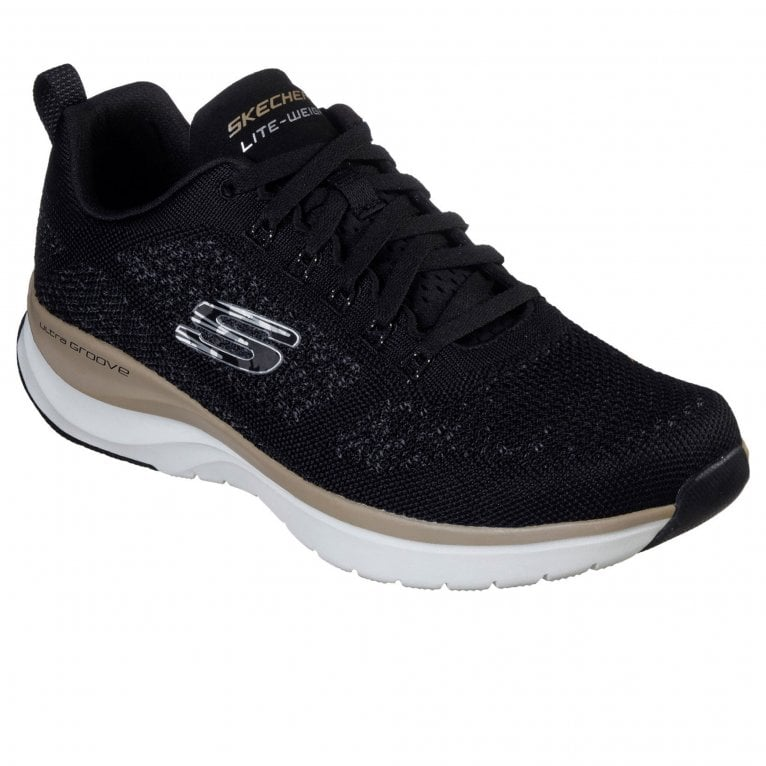 Skechers Ultra Groove Royal Dragon Mens Trainers