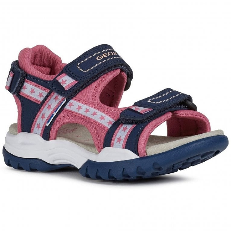 Geox Borealis Girls Sporty Sandals