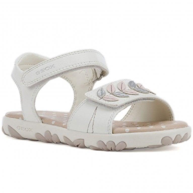 Geox Haiti Junior Girls Sandals