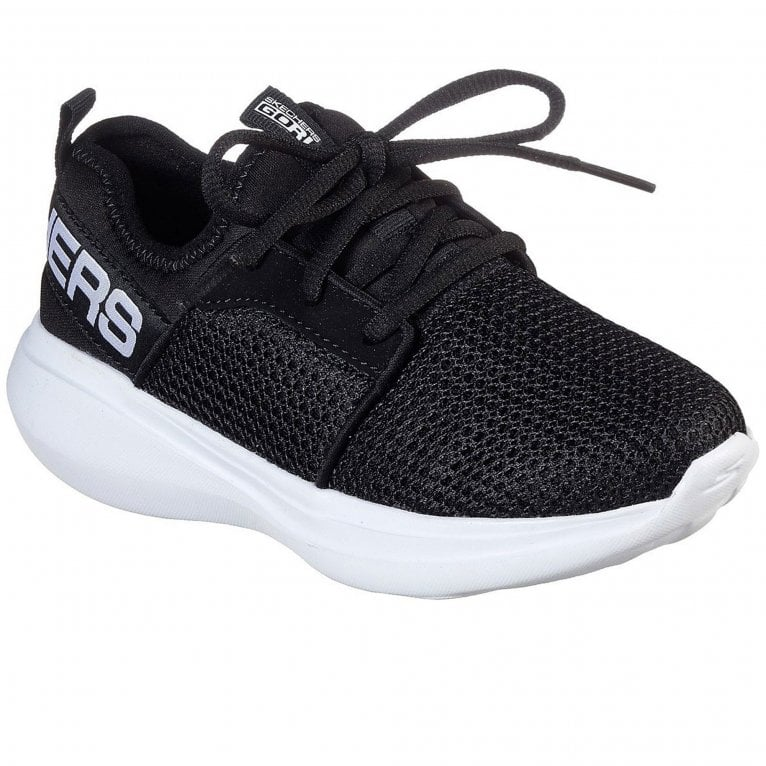 Skechers Gorun Fast Valor Boys Lace Up Trainers