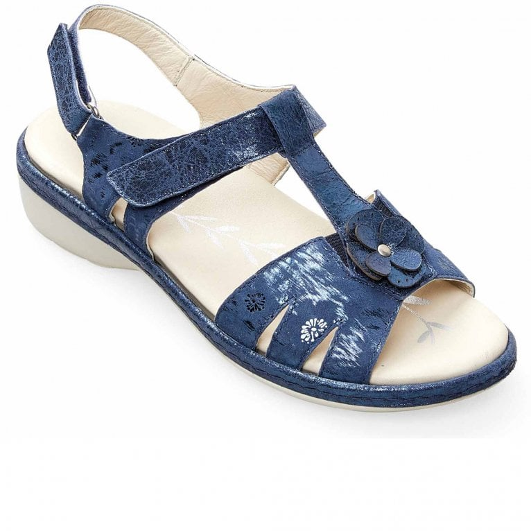 Padders Monica Womens Wide Fit Sandals