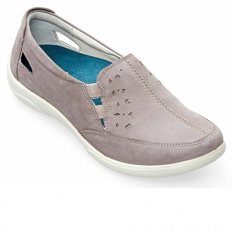 Padders Forte Womens Smart Wide Fit Shoes