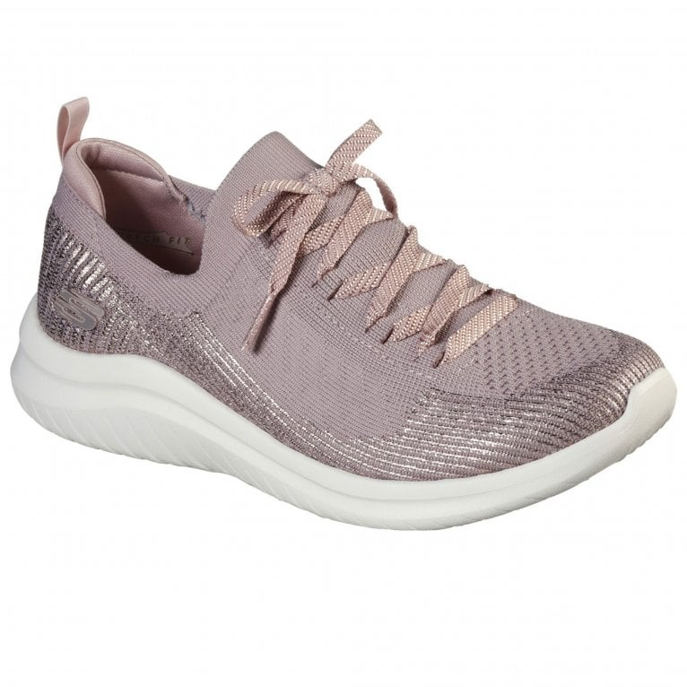 Skechers Ultra Flex 2.0 Laser Focus Womens Trainers