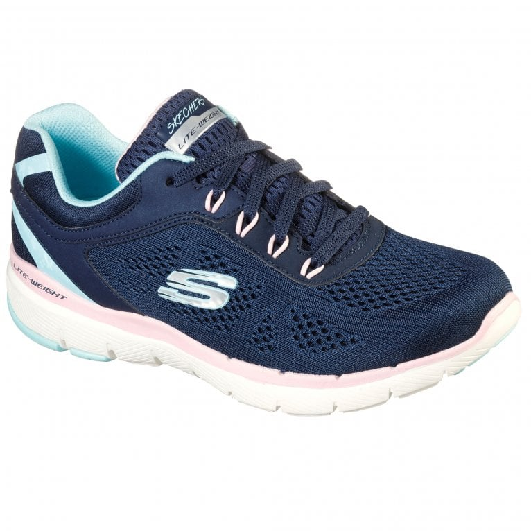 Skechers Flex Appeal 3.0 Steady Move Womens Trainers