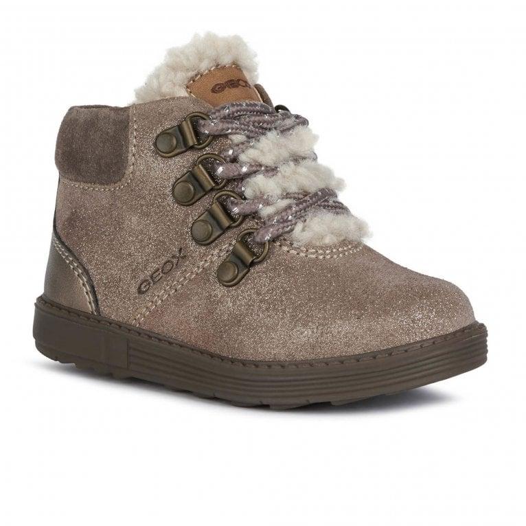 Geox B Hynde Girls Infant Boots
