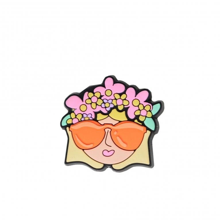 Crocs Flower Crown Girl Jibbitz