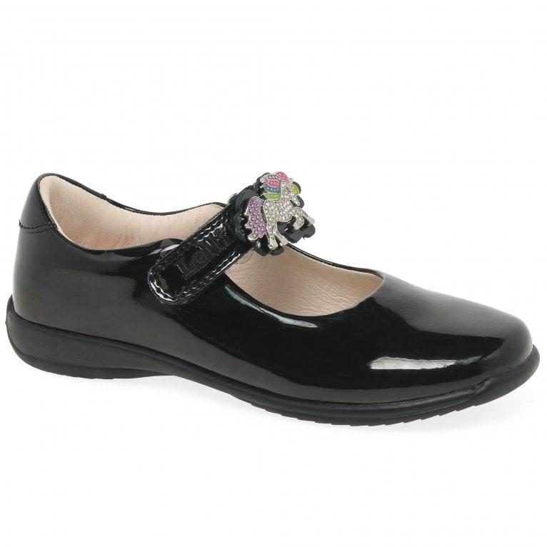Lelli Kelly Blossom Unicorn Girls School Shoes