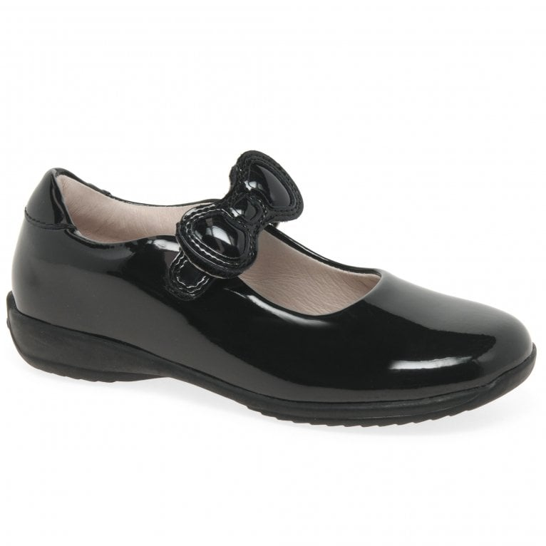 Lelli Kelly Colourissima Bow Girls School Shoes