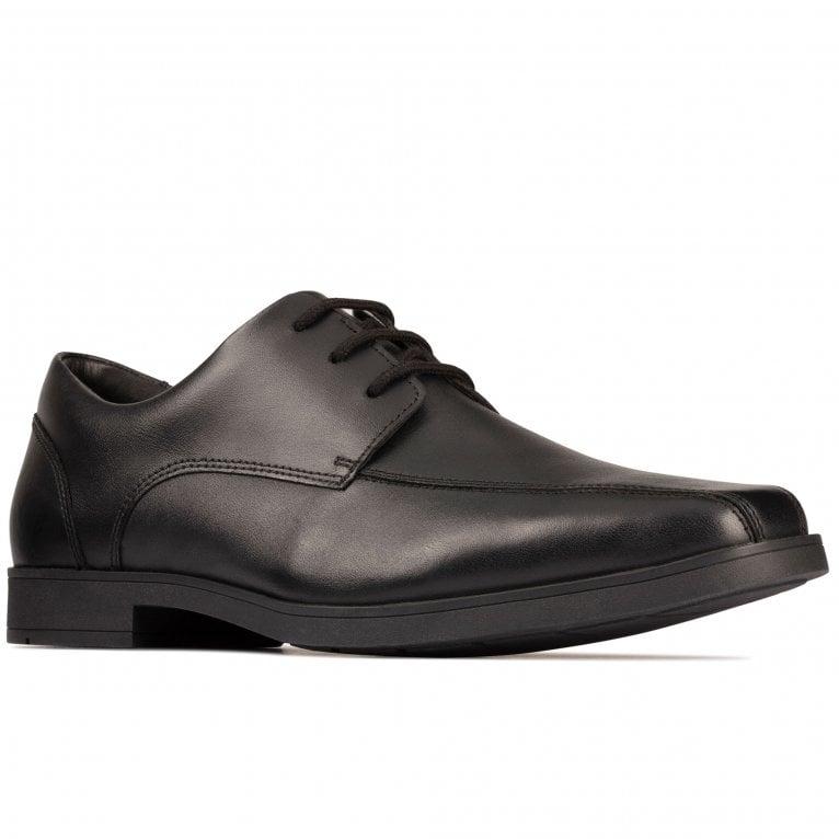 Clarks Scala Step Y Boys Senior School Shoes