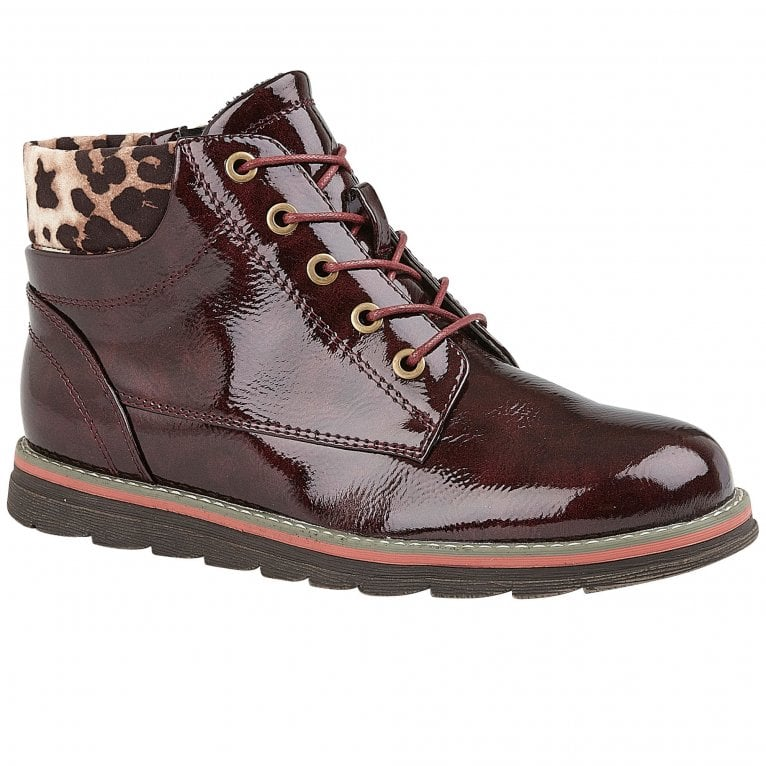 Lotus Naomi Womens Ankle Boots