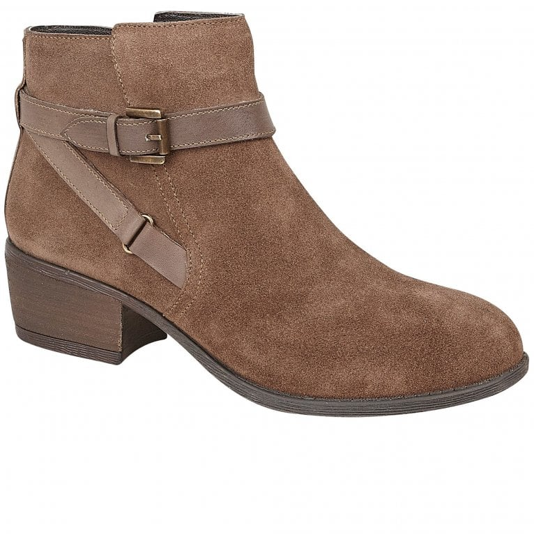Lotus Dani Womens Ankle Boots