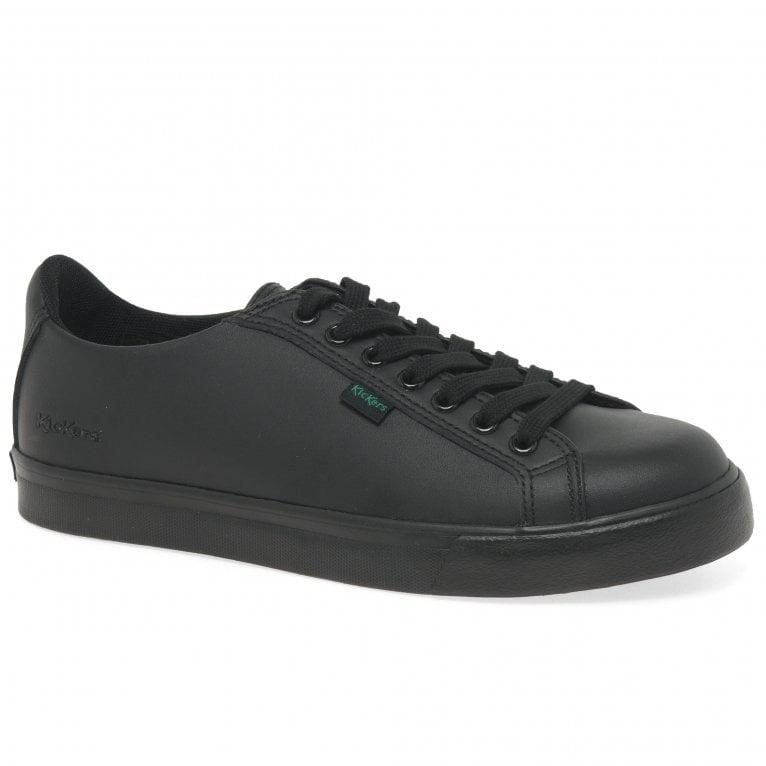 Kickers Tovni Lacer Boys Senior School Shoes