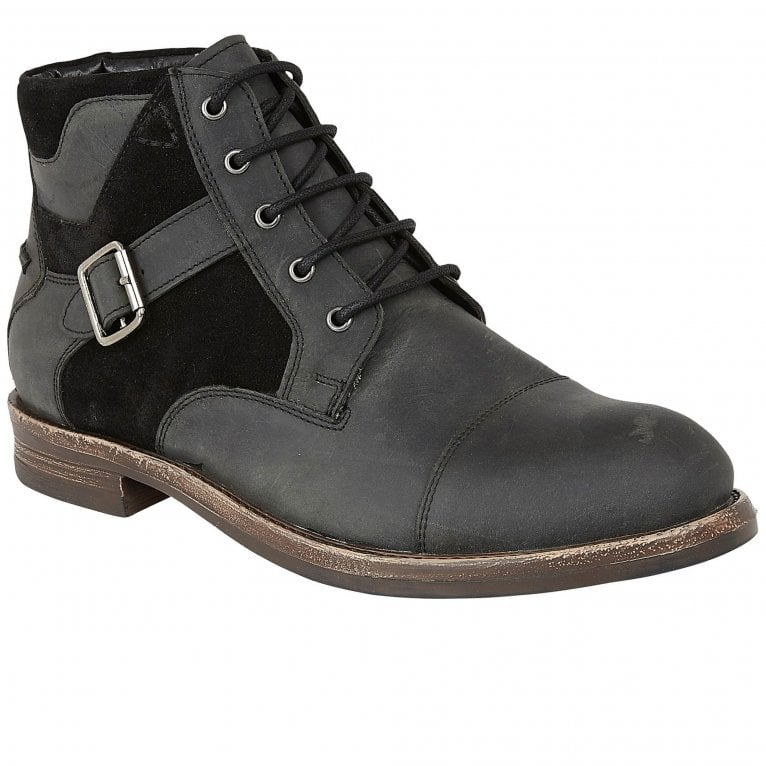 Lotus Irvine Mens Lace Up Ankle Boots