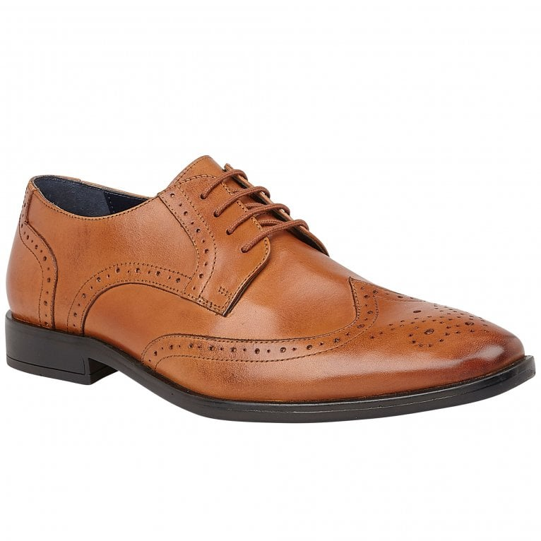 Lotus Milton Mens Brogue Shoes