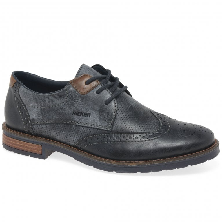 Rieker Windsor Mens Brogues