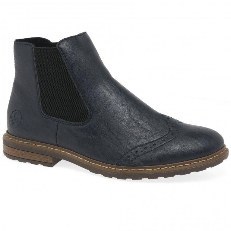 Rieker Lennon Womens Chelsea Boots