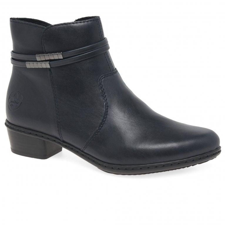 Rieker Lexi Womens Ankle Boots