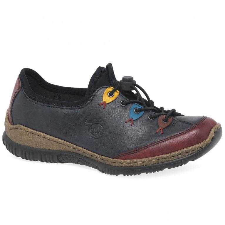 Rieker Herbie Womens Pull On Shoes