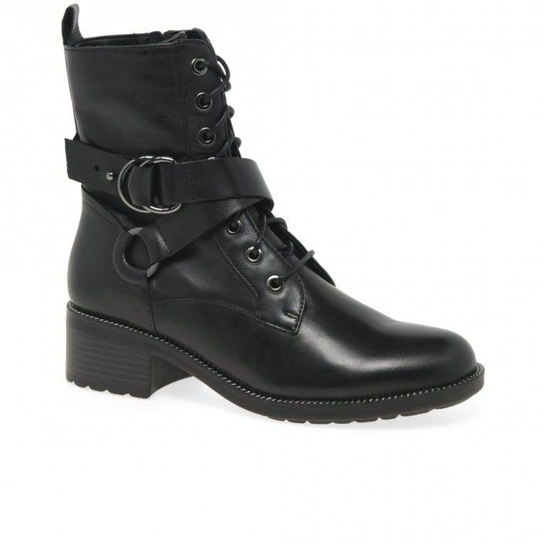 Regarde Le Ciel Emily 15 Womens Biker Boots