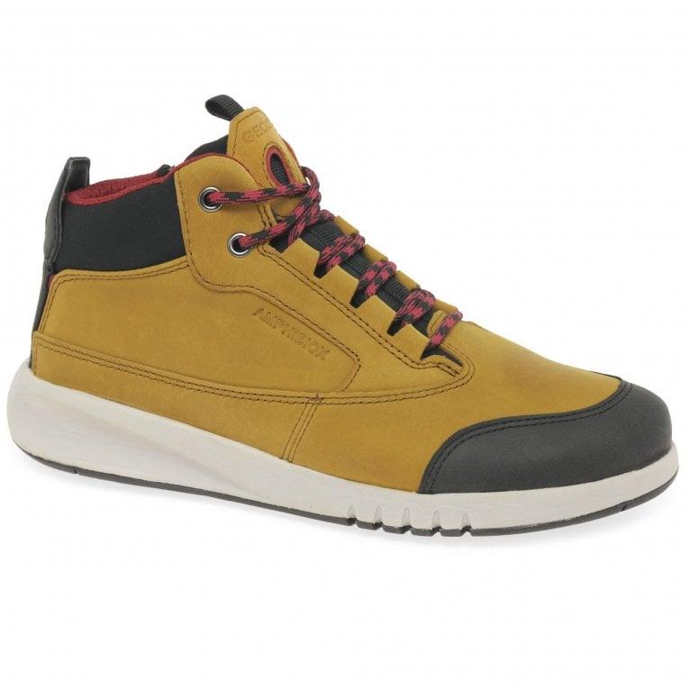 Geox Junior Aeranter Boys Boots