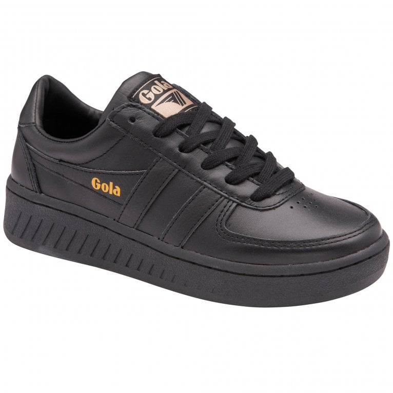 Gola Grandslam Leather Womens Casual Trainers