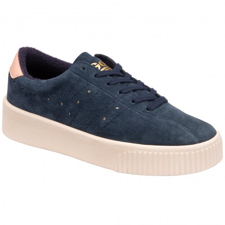 Gola Super Court Suede Womens Casual Trainers