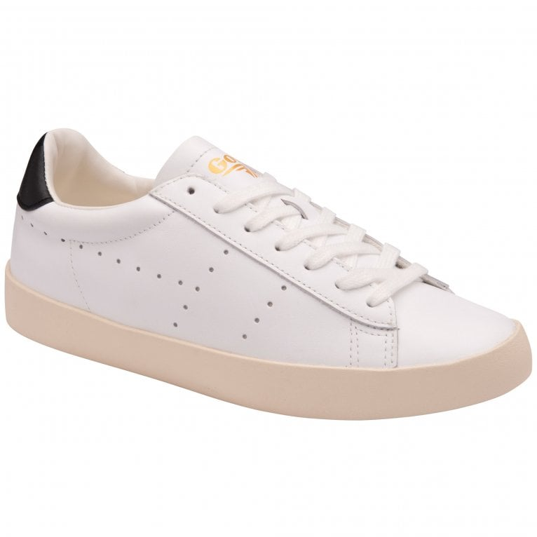 Gola Nova Leather Womens Casual Trainers