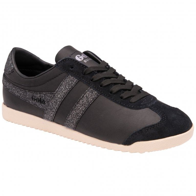 Gola Bullet Glitter Womens Casual Trainers