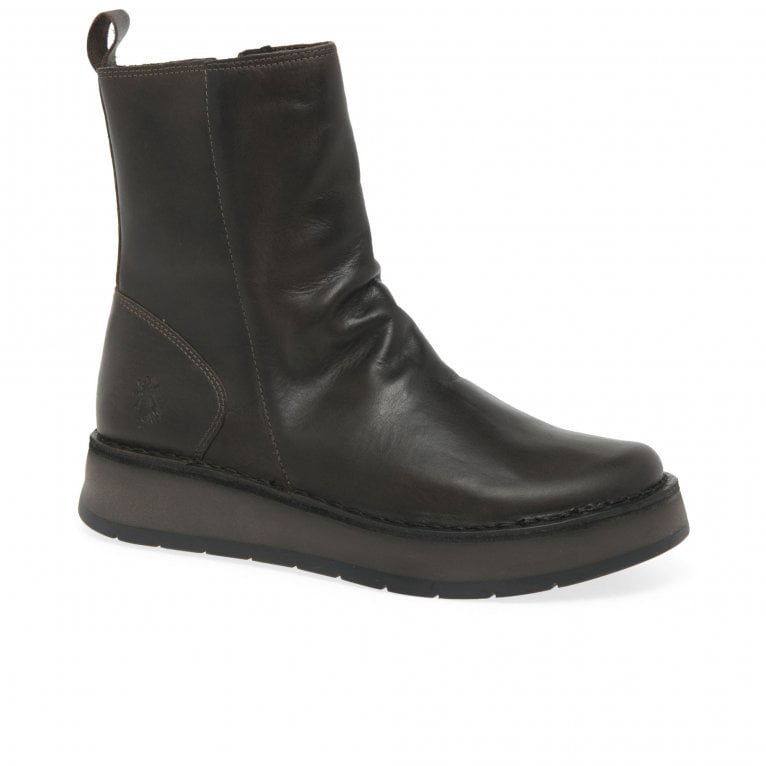 Fly London Reno Womens Ankle Boots