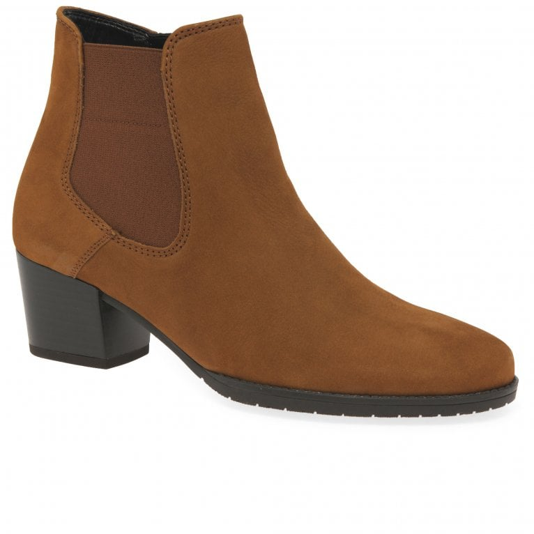Gabor Level Womens Chelsea Boots