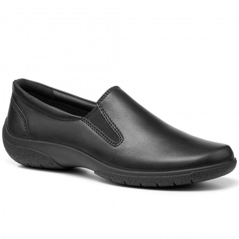 Hotter Glove II Womens Narrow Fit Slip On Shoes