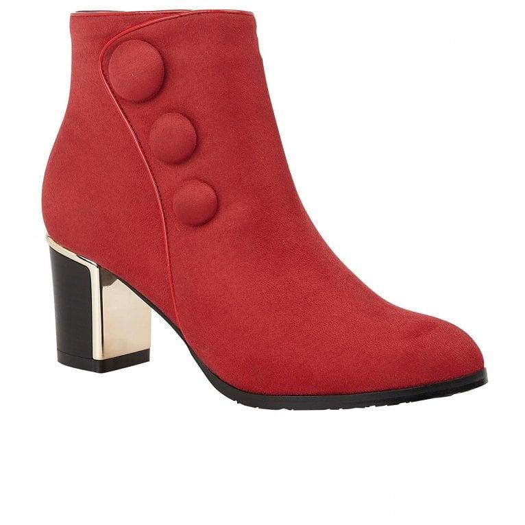 Lotus Donatella Womens Ankle Boots