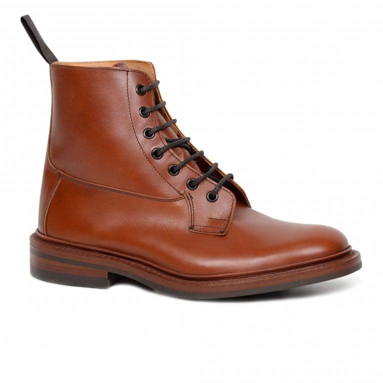 Tricker's Burford 5635/5 Dainite Mens Derby Boots