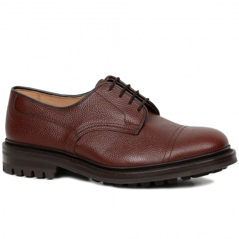 Tricker's Brown Matlock 6896/1 Mens Derby Shoes