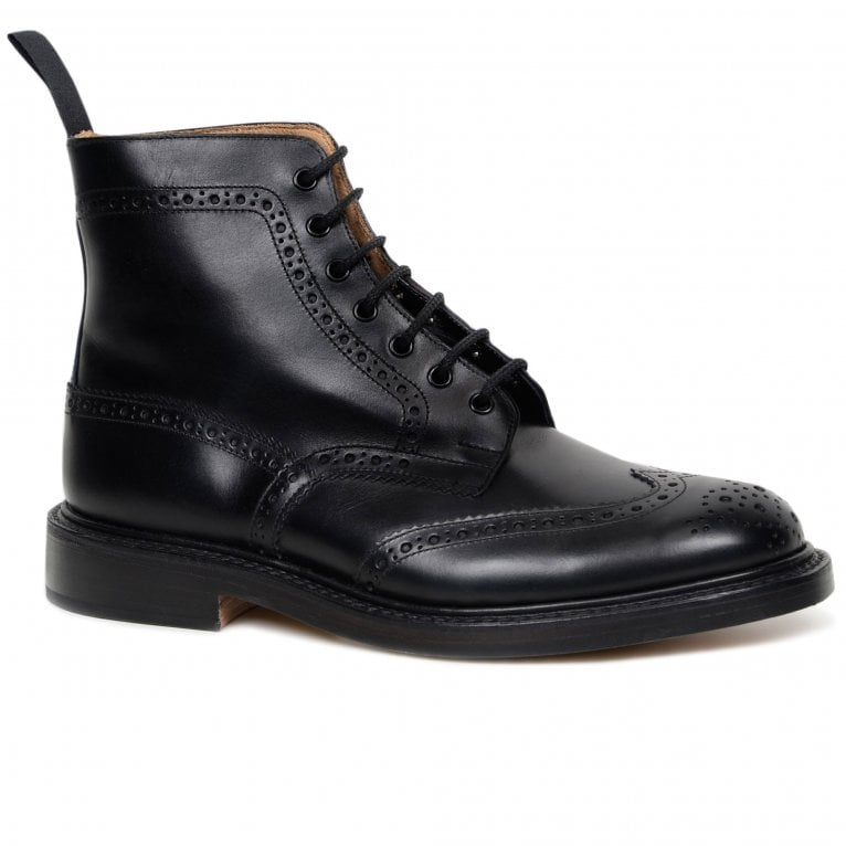 Tricker's Stow 5634 Mens Derby Brogue Boots