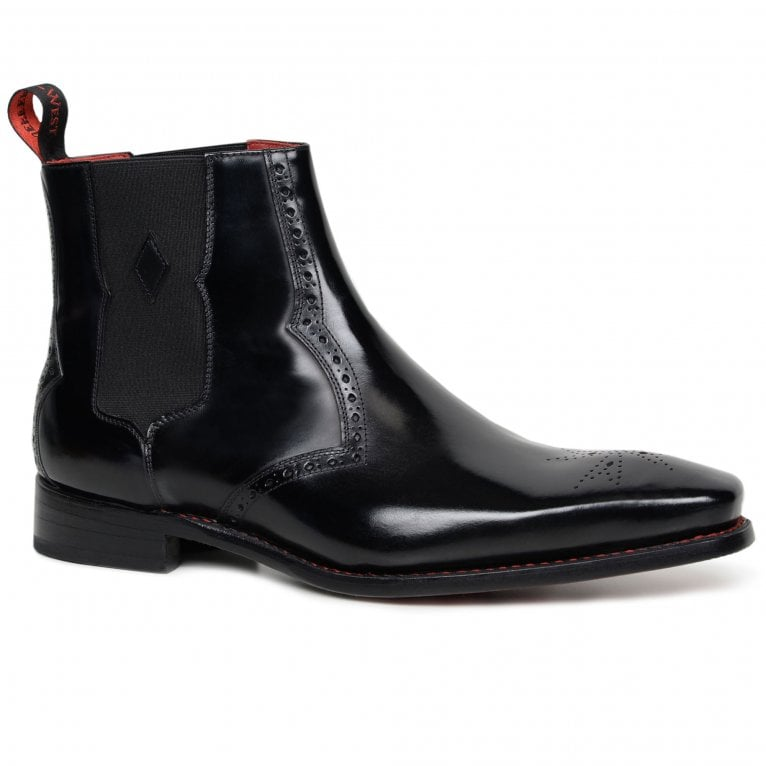 Jeffery-West Hunger Bowie Mens Chelsea Boots
