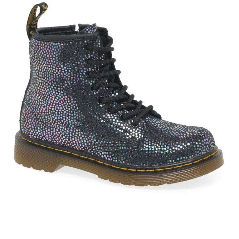 Dr. Martens 1460 Spot Pack Girls Junior Boots
