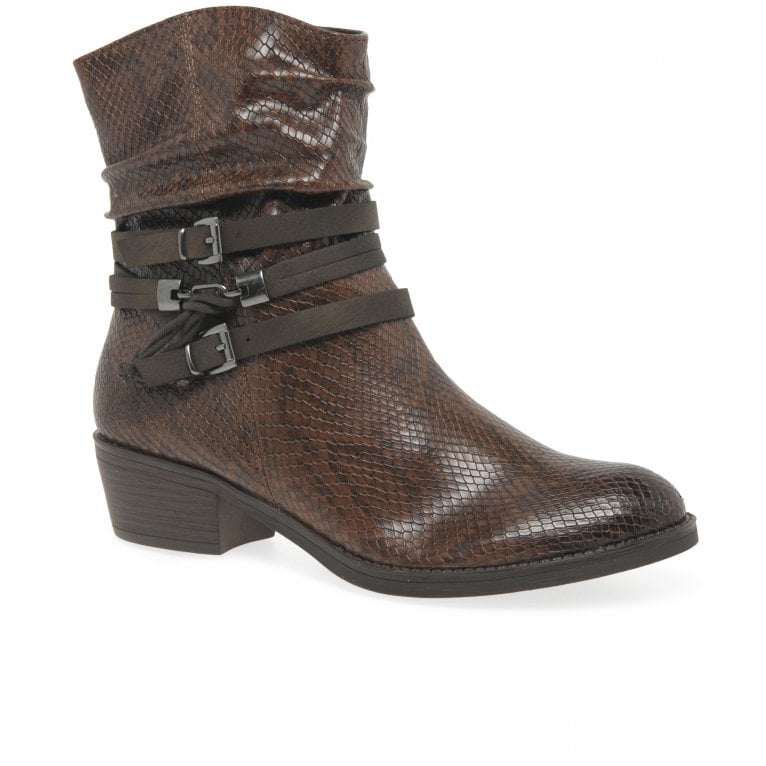 Marco Tozzi Brie II Womens Ankle Boots