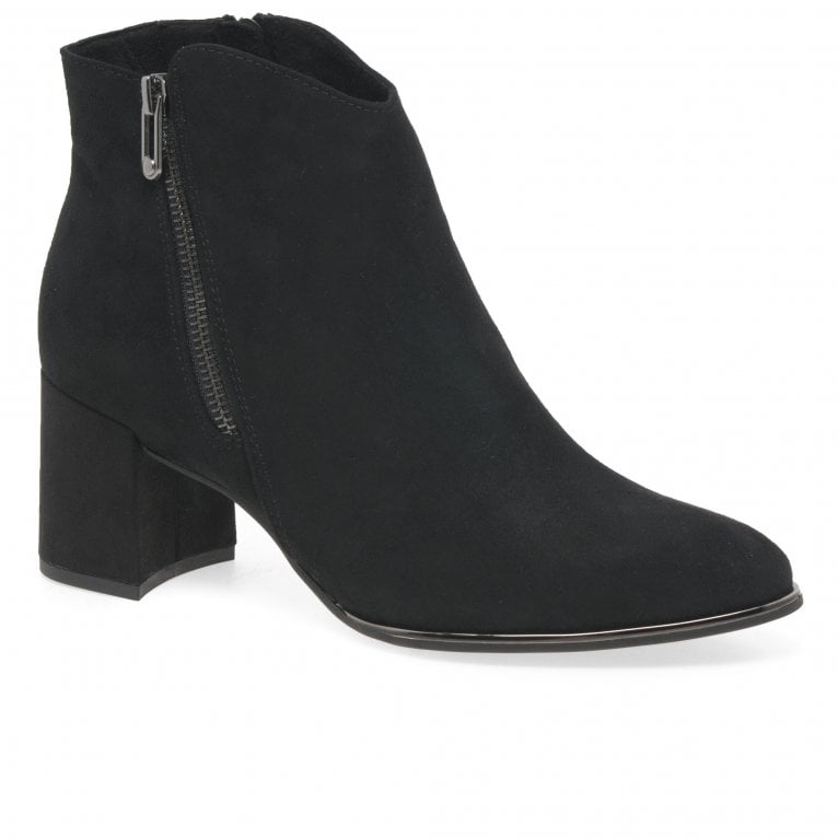 Marco Tozzi Baker Womens Zip Fastening Ankle Boots