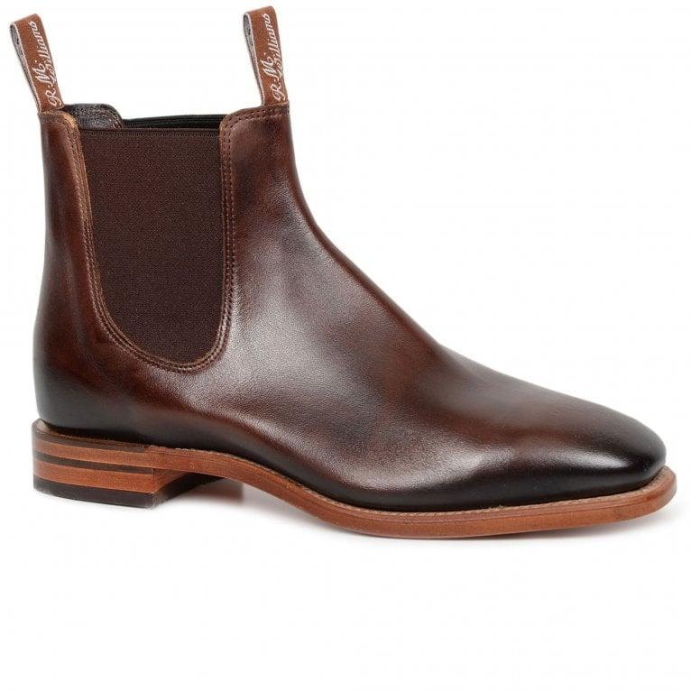 R.M.Williams Chinchilla Mens Chelsea Boots